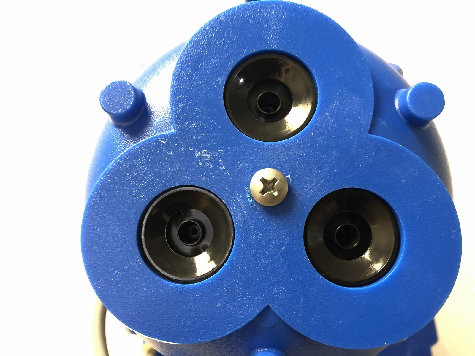 tete zoom canon de brumisation portatif portable autonome turboram TRD5 Portable