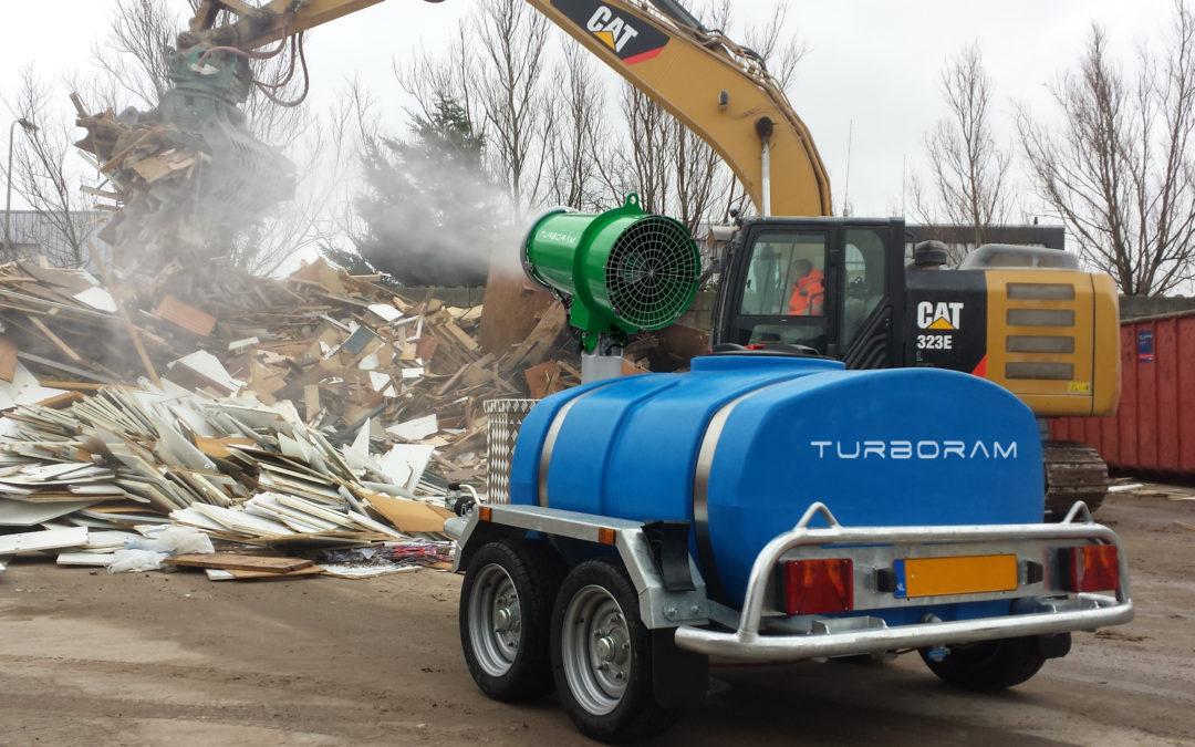 Canon de brumisation TURBORAM TRD25-SC