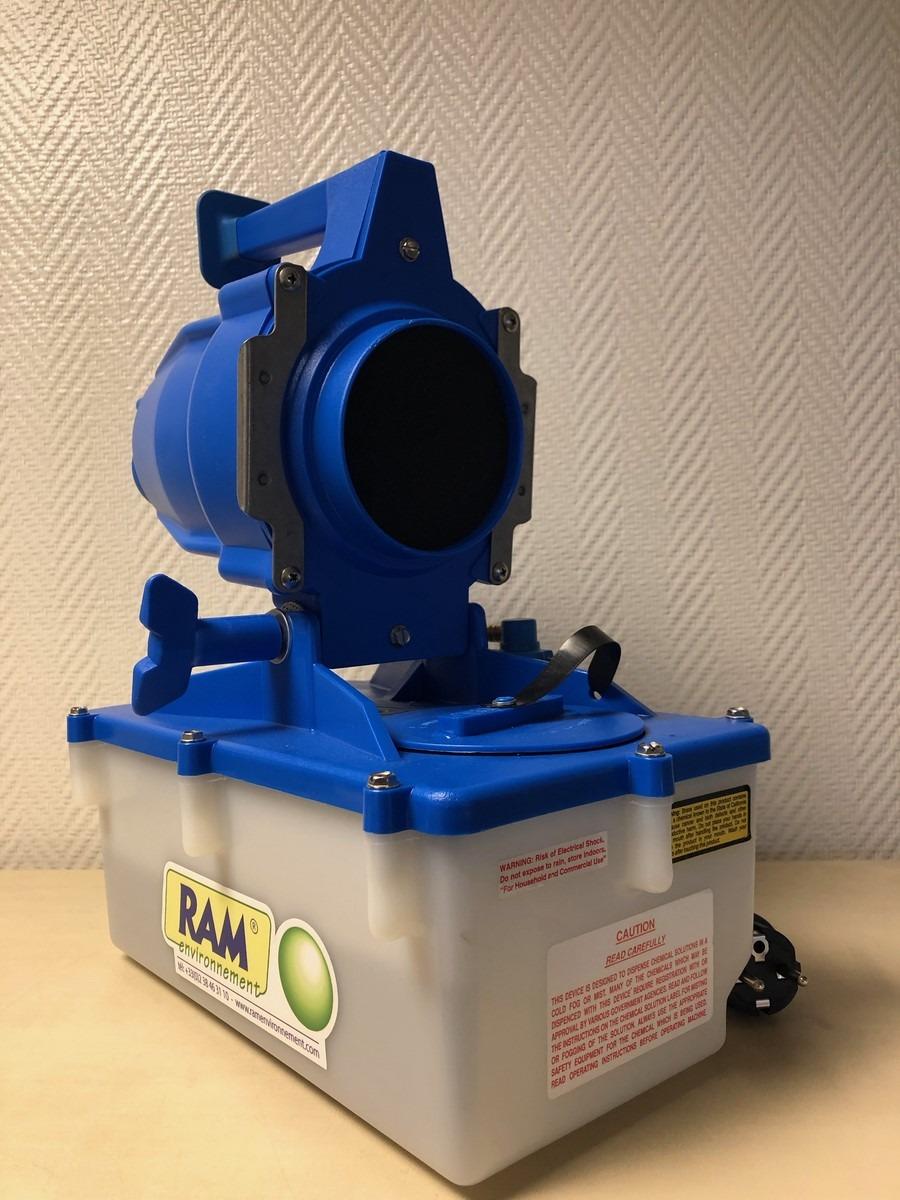 canon brumisation portable autonome TRD5 RAM ENVIRONNEMENT (2) Portable