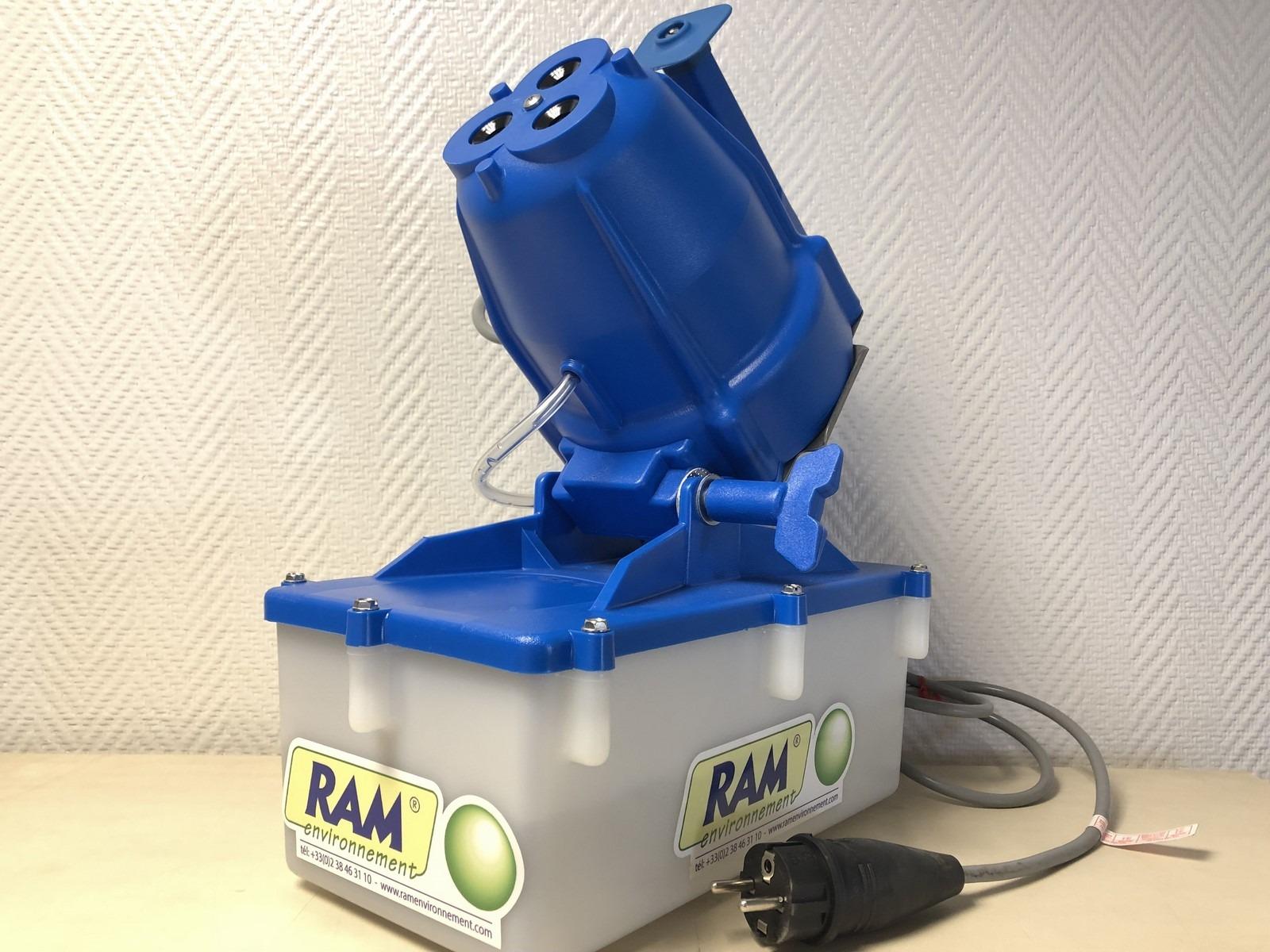 canon brumisation portable autonome TRD5 RAM ENVIRONNEMENT Portable
